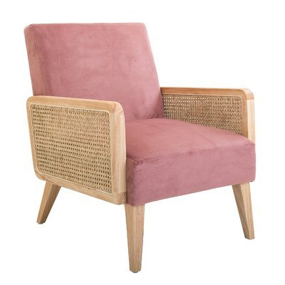 Criss Armchair – Wayfair Intended For Biggerstaff Polyester Blend Armchairs (View 13 of 20)