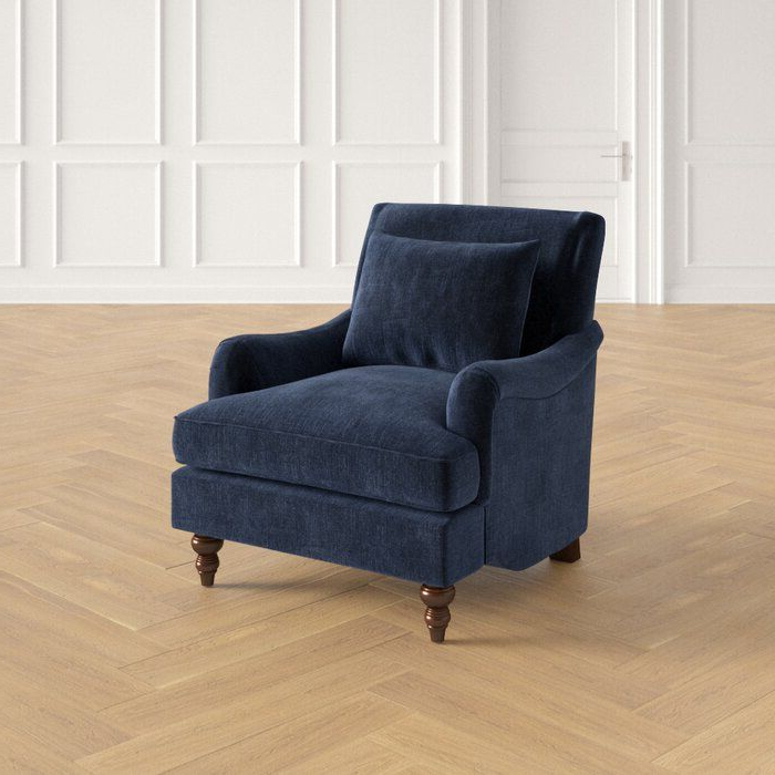 Cyrus Armchair | Joss & Main | Armchair, Arm Chairs Living Within Live It Cozy Armchairs (View 19 of 20)
