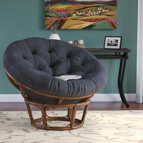 Decker Papasan Chair Within Renay Papasan Chairs (View 8 of 20)