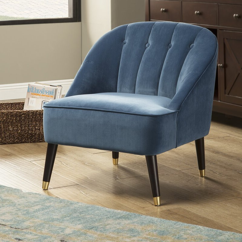 Desdemona Armchair With Suki Armchairs By Canora Grey (View 10 of 20)