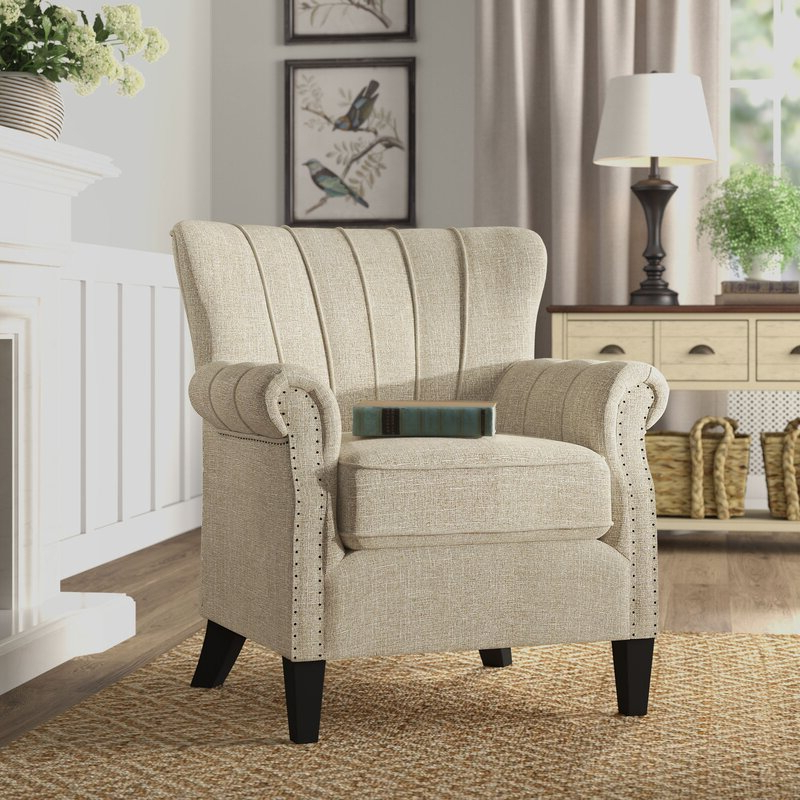 Dodsworth Armchair Pertaining To Young Armchairs By Birch Lane (View 5 of 20)