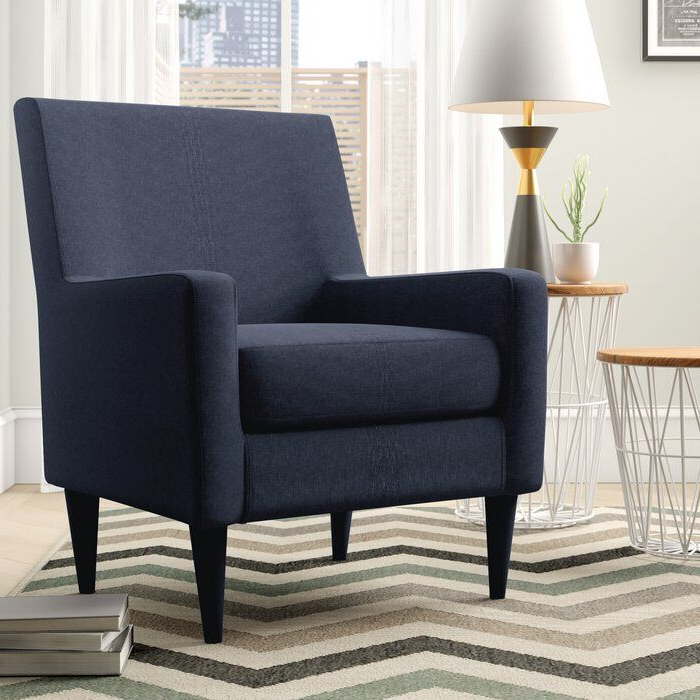 Donham Armchair In 2020   Armchair, Upholstered Seating For Donham Armchairs (View 5 of 20)