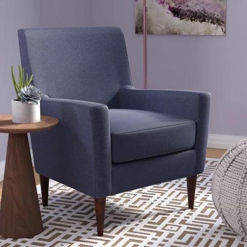 Donham Armchairzipcode Design Review – Furnitures Inside Donham Armchairs (View 6 of 20)