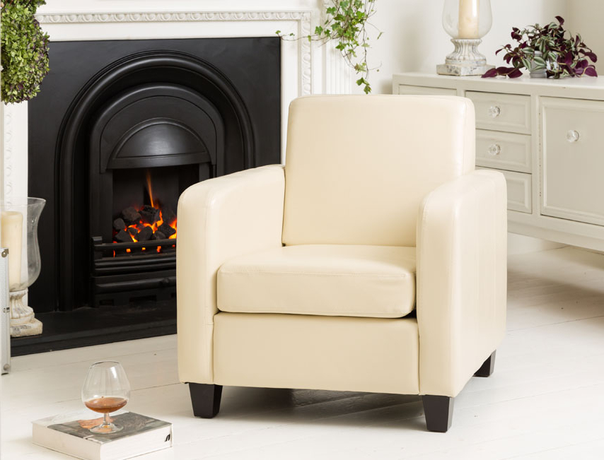 Dorchester Armchair Cream Intended For Dorcaster Barrel Chairs (View 16 of 20)