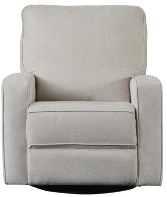 Elet Manual Swivel Recliner For Loftus Swivel Armchairs (View 10 of 20)