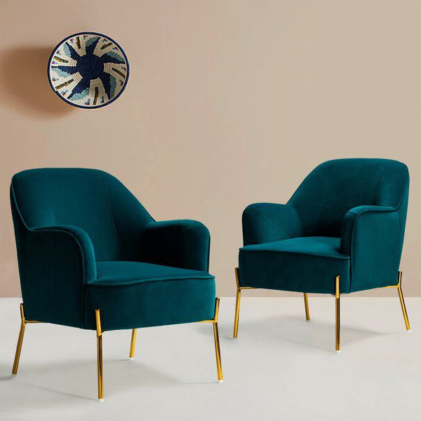 Erastus Armchair | Accent Chairs, Armchair, Furniture Throughout Erastus Armchairs (View 8 of 20)