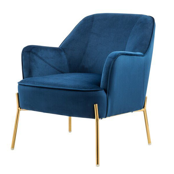 Erastus Armchair | Upholstered Accent Chairs, Upholstered Inside Erastus Armchairs (View 10 of 20)