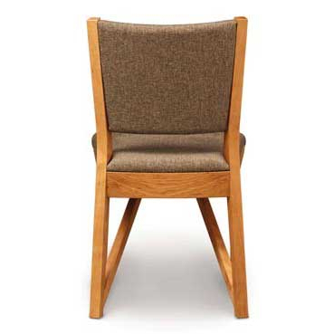Exeter Dining Chair In Cherry Or Walnut | Creative Classics Inside Exeter Side Chairs (View 8 of 20)