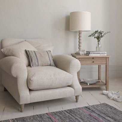 Extra Deep Armchair | Crumpet | Loaf | Cosy Armchair Throughout Live It Cozy Armchairs (View 10 of 20)