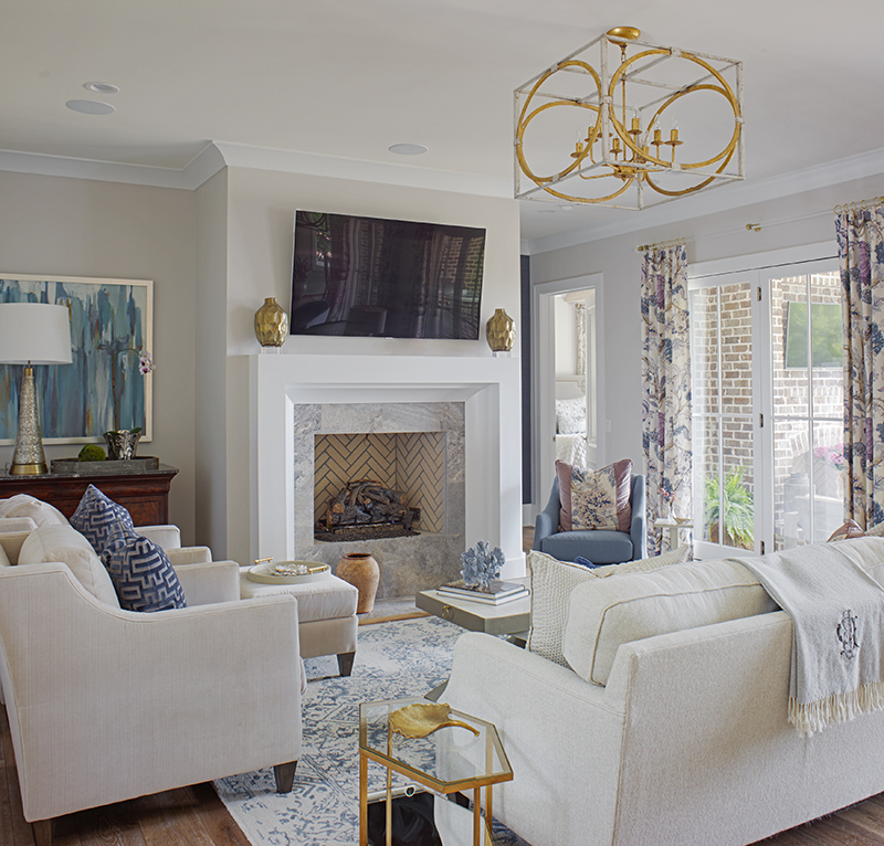 Family Room – Savannah Magazine Pertaining To Boyden Armchairs (View 15 of 20)
