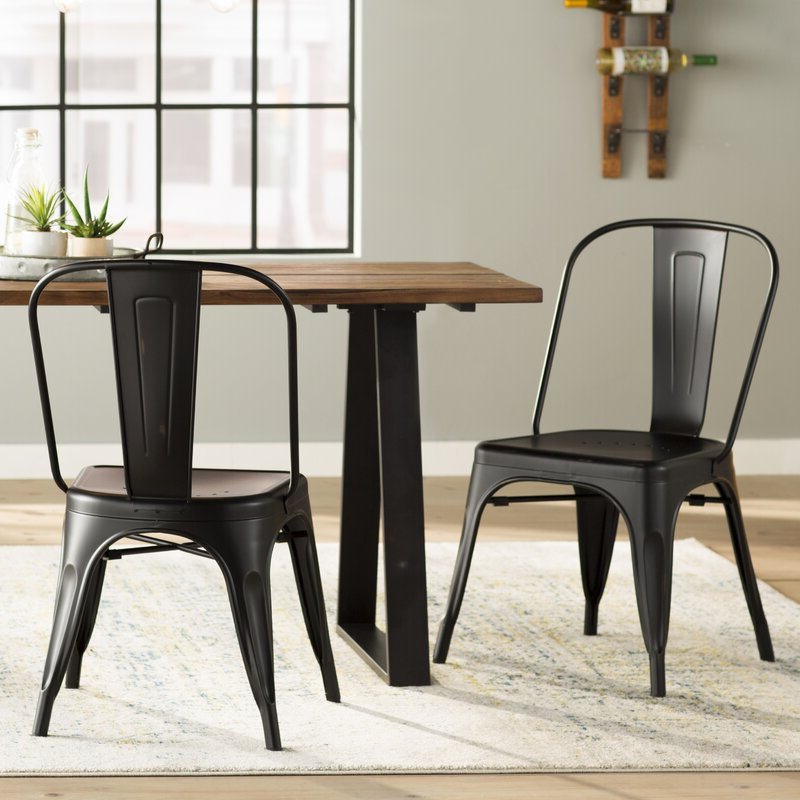 Fauntleroy Side Chair Set For Trent Side Chairs (View 20 of 20)