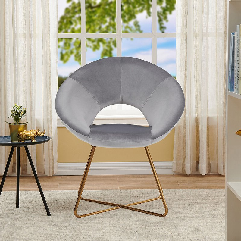"""Focht 20"""" W Armchair For Focht Armchairs (View 7 of 20)"""