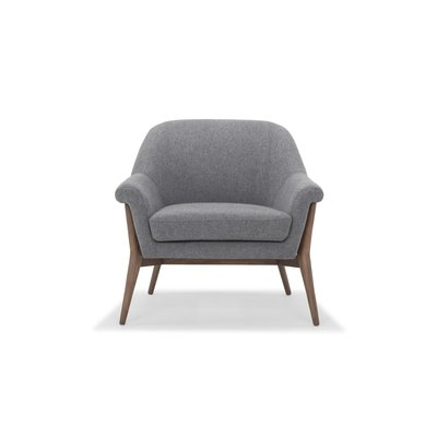 Foundstone™ Jenkins Armchair | Wayfair | Single Seat Sofa Pertaining To Haleigh Armchairs (View 16 of 20)