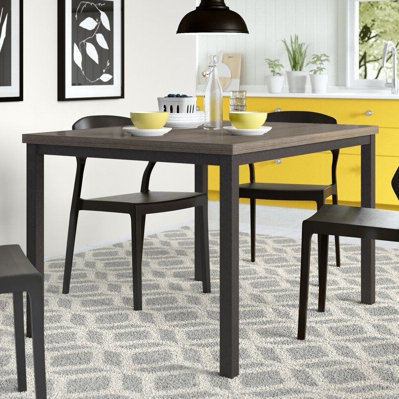 Frankie Dining Table In 2020 | Dining Table Legs, Dining Intended For Daleyza Slipper Chairs (View 18 of 20)