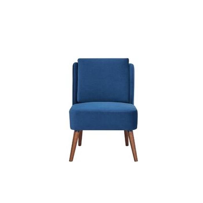 Freshour Slipper Chair – Wayfair In Harland Modern Armless Slipper Chairs (View 13 of 20)