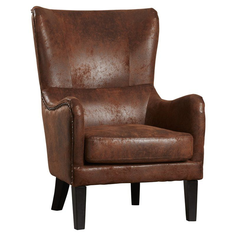 Gordon Wingback Chair (View 7 of 20)