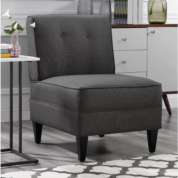 Gozzoli Slipper Chair | Living Room Furniture Chairs Within Gozzoli Slipper Chairs (View 3 of 20)