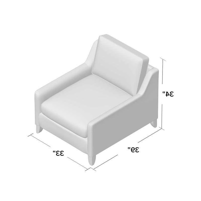 Haleigh Armchair Throughout Haleigh Armchairs (View 4 of 20)