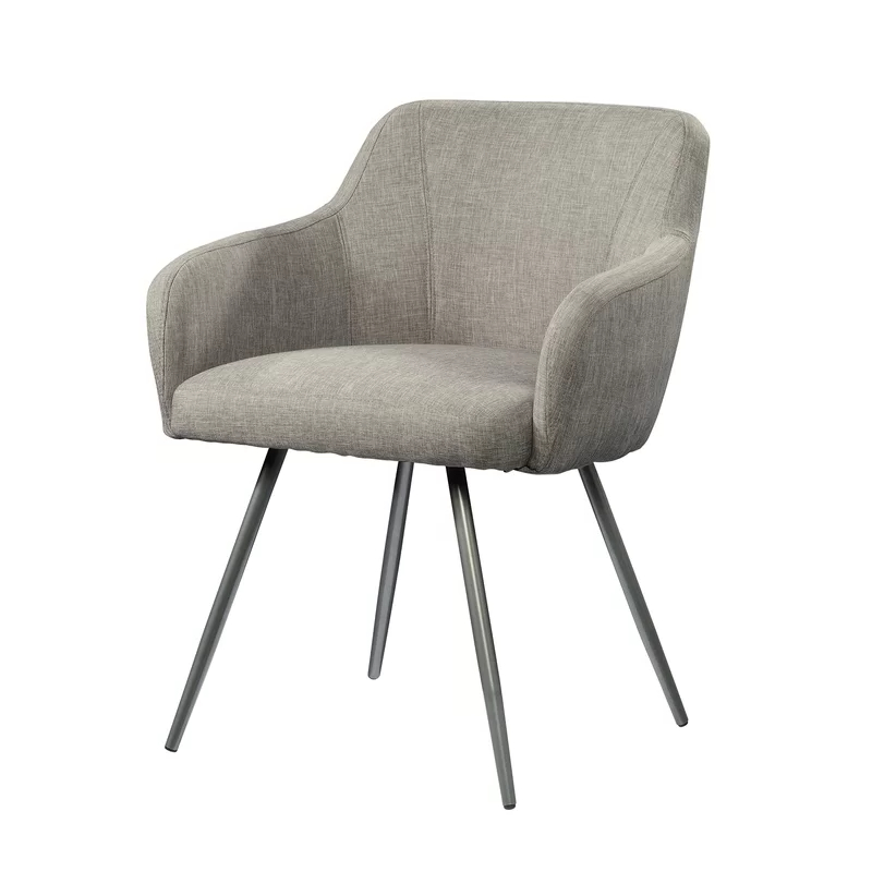 Hanner Armchair | Occasional Chairs, Armchair, Grey With Regard To Hanner Polyester Armchairs (View 3 of 20)