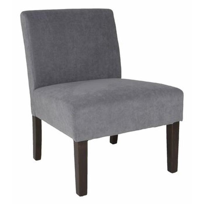 Harland Modern Armless Slipper Chair – Wayfair Throughout Harland Modern Armless Slipper Chairs (View 2 of 20)
