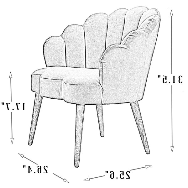 Helder Armchair With Regard To Helder Armchairs (View 17 of 20)