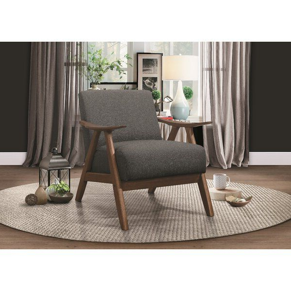 Hofstetter Armchair In 2020 | Accent Chairs For Living Room Within Hofstetter Armchairs (View 3 of 20)