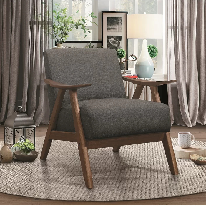 Hofstetter Armchair In 2020 | Small Comfortable Chairs In Hofstetter Armchairs (View 2 of 20)