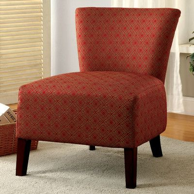 Hokku Designs Menara Slipper Chair | Wayfair | Pattern Intended For Wadhurst Slipper Chairs (View 19 of 20)