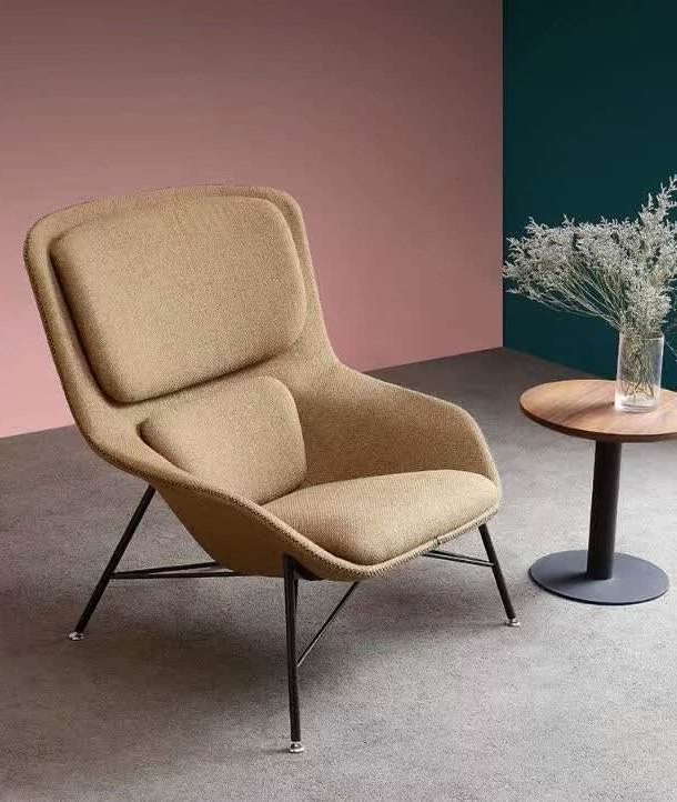 Home Furniture Living Room Designer Armchair Inside Cohutta Armchairs (View 10 of 20)
