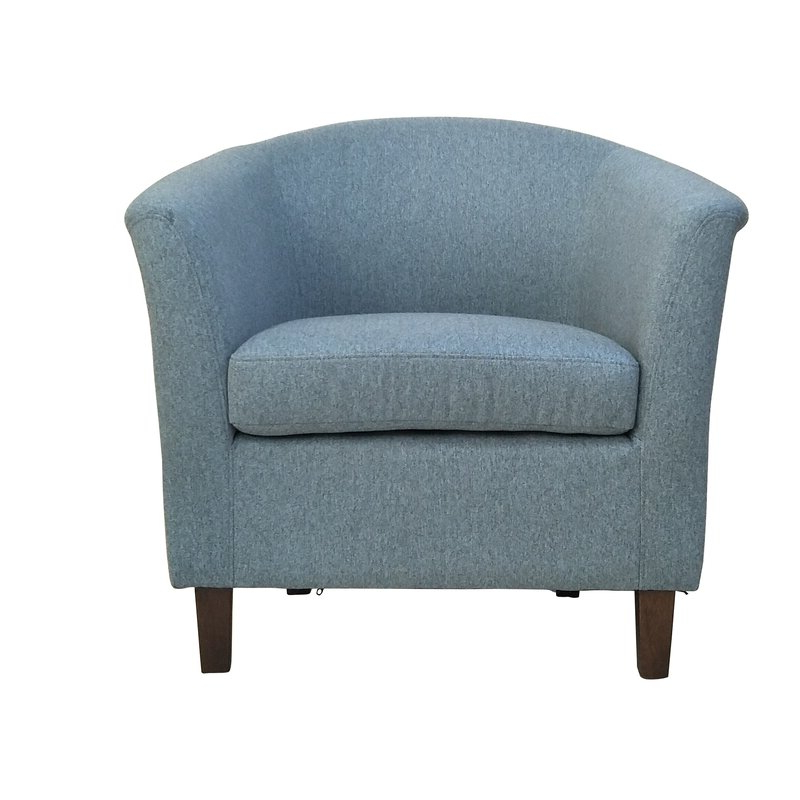 Hooksett Barrel Chair In Briseno Barrel Chairs (View 6 of 20)