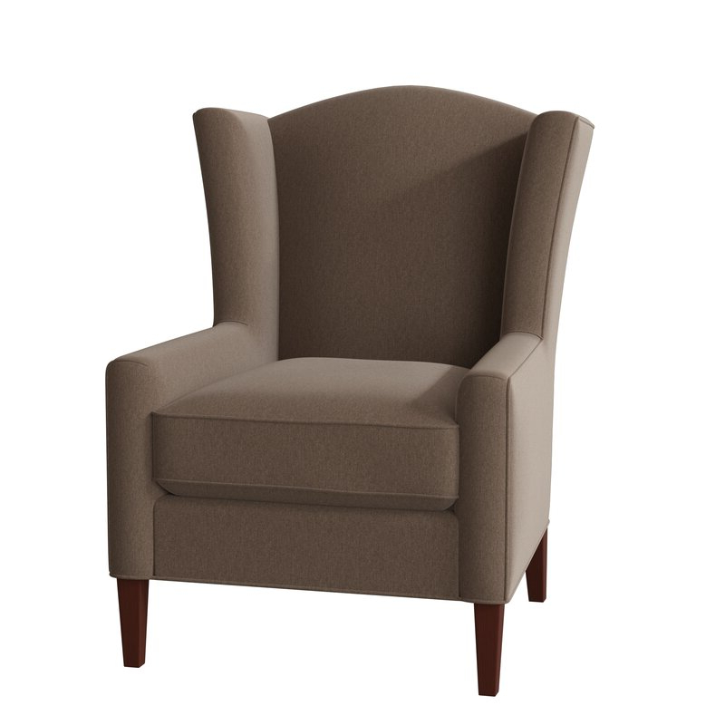 Imperial Wingback Chair Intended For Sweetwater Wingback Chairs (View 6 of 20)