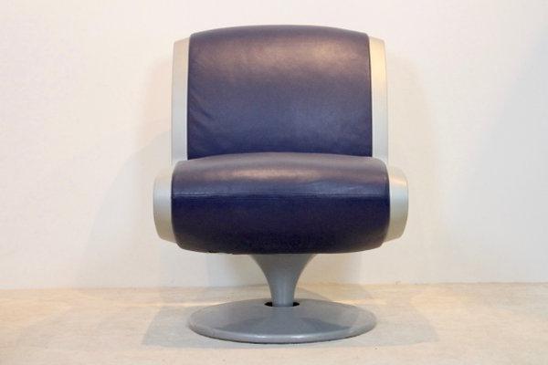 Italian Gluon Swivel Chairmarc Newson For Moroso, 1990s Within Molinari Swivel Barrel Chairs (View 20 of 20)