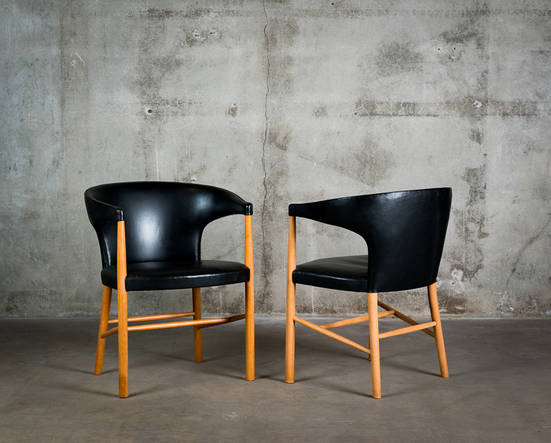 Jacob Kjaer Armchairs – Jf Chen In Beachwood Arm Chairs (View 19 of 20)