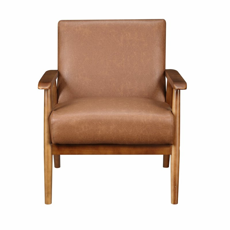 Featured Photo of Jarin Faux Leather Armchairs