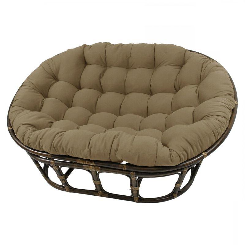 Jarrow Double Papasan Chair Pertaining To Renay Papasan Chairs (View 11 of 20)