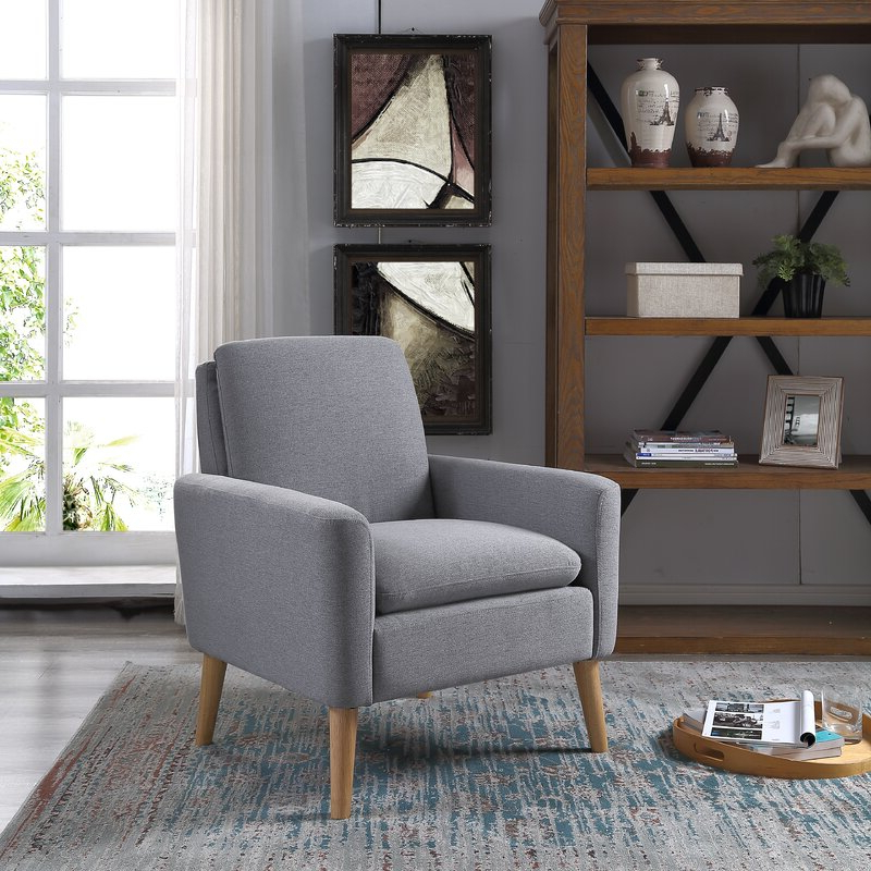Kenley Armchair Inside Harmoni Armchairs (View 12 of 20)