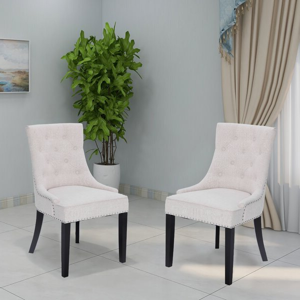 Kensington Hill Chairs Intended For Bethine Polyester Armchairs (set Of 2) (View 16 of 20)