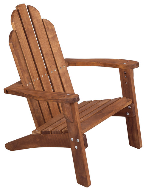 Lakeville Shores Children's Adirondack Chair Intended For Lakeville Armchairs (View 9 of 20)