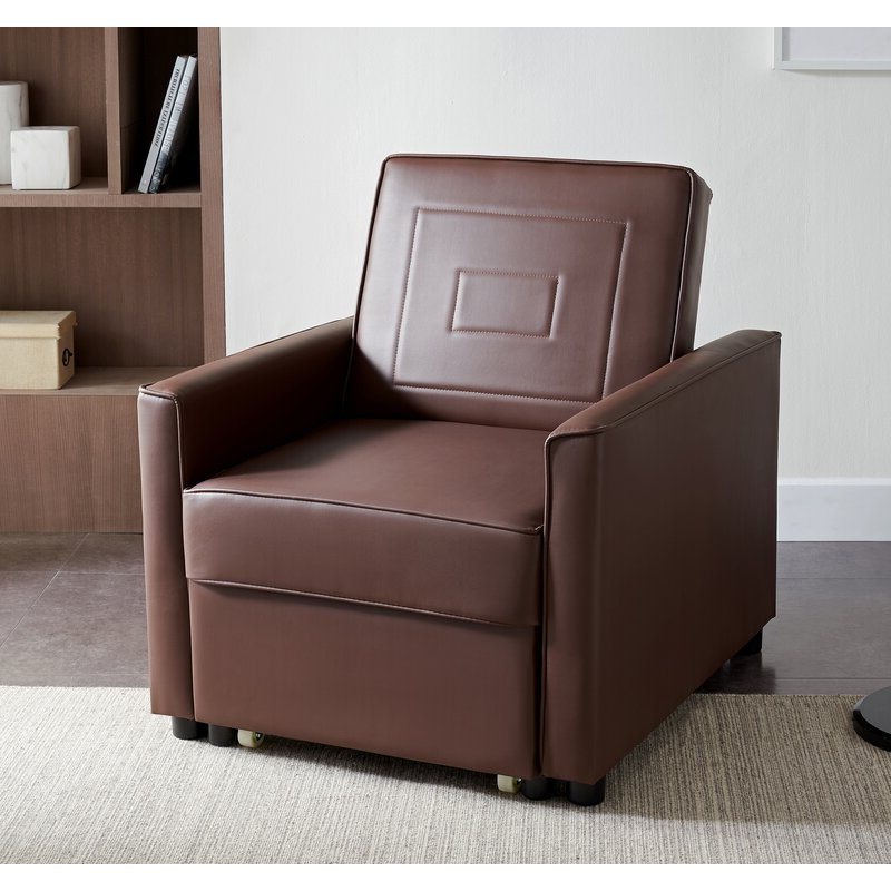 Lasalle Convertible Chair With Longoria Convertible Chairs (View 17 of 20)