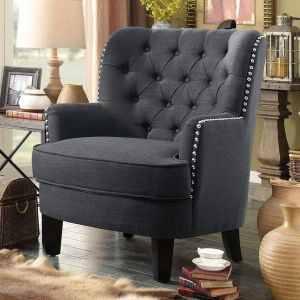 Lenaghan Wingback Chair | Wingback Chair, Chair Upholstery Inside Lenaghan Wingback Chairs (View 12 of 20)