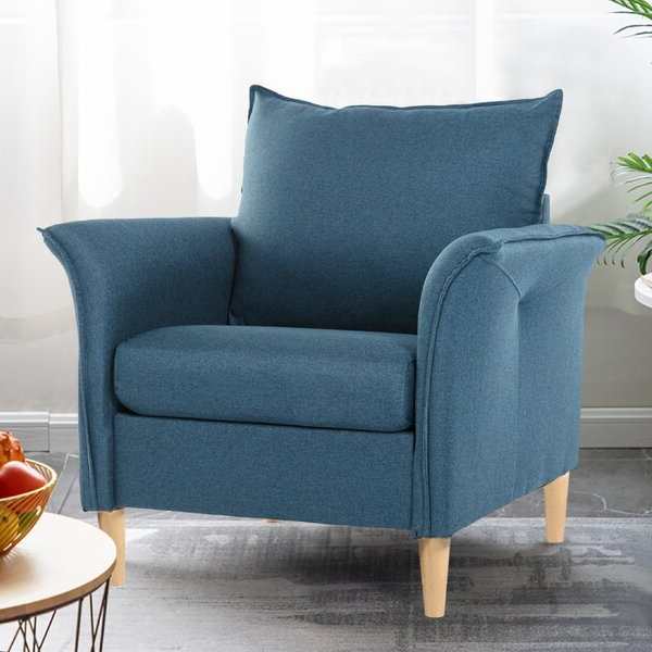 Light Blue Armchair In Ragsdale Armchairs (View 17 of 20)