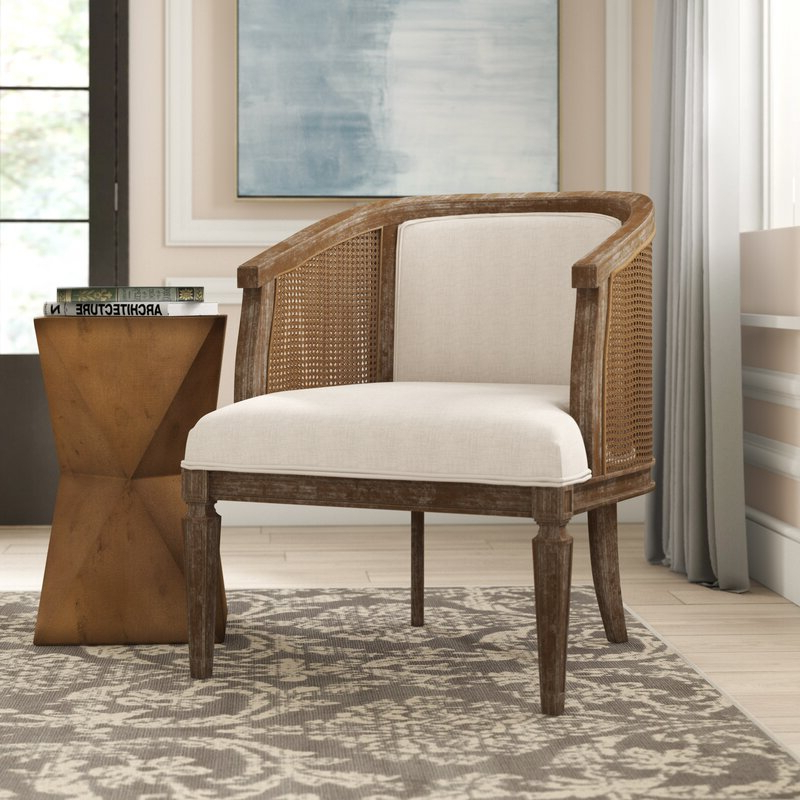Lindsey Barrel Chair Intended For Briseno Barrel Chairs (View 4 of 20)