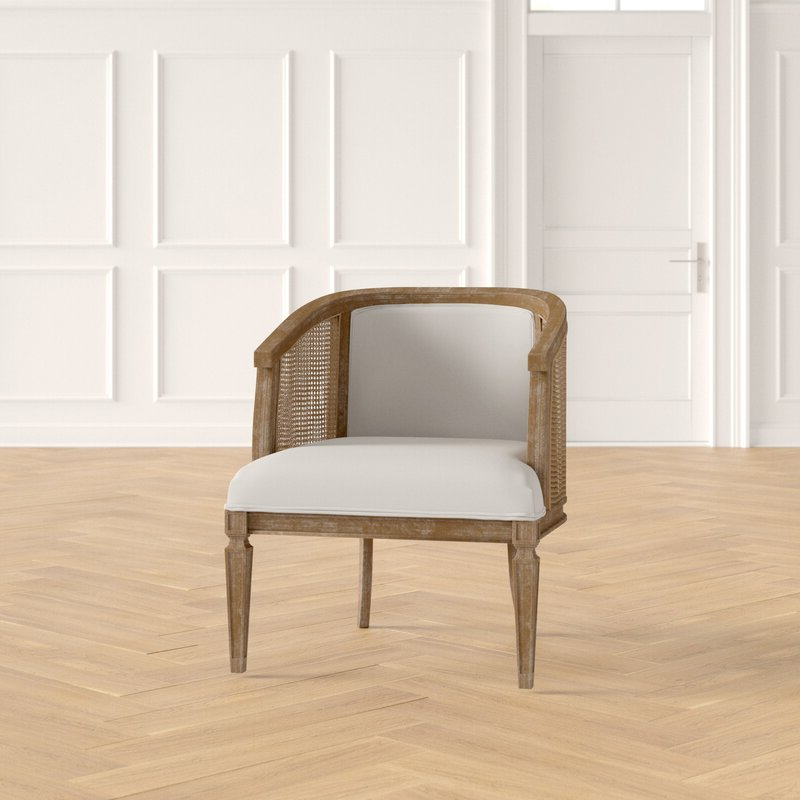 Lindsey Barrel Chair With Regard To Briseno Barrel Chairs (View 17 of 20)