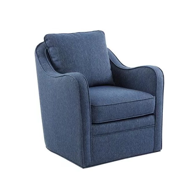 Loftus Swivel Armchair & Reviews | Joss & Main | Swivel Throughout Loftus Swivel Armchairs (View 2 of 20)