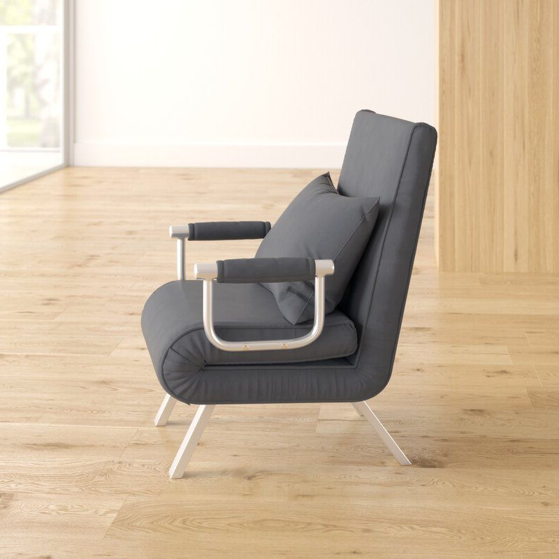 Longoria Convertible Chair | Chair, Upholstered Seating Throughout Longoria Convertible Chairs (View 11 of 20)