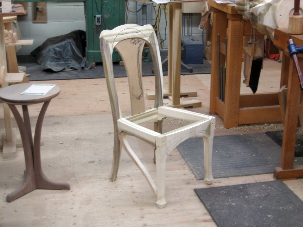 Mahogany Dining Chairs — Erasmus Hill Design With Regard To Erasmus Side Chairs (View 18 of 20)