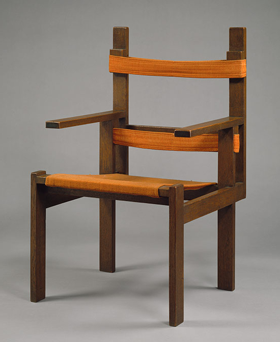 Marcel Breuer | Armchair | The Metropolitan Museum Of Art For Caldwell Armchairs (View 20 of 20)