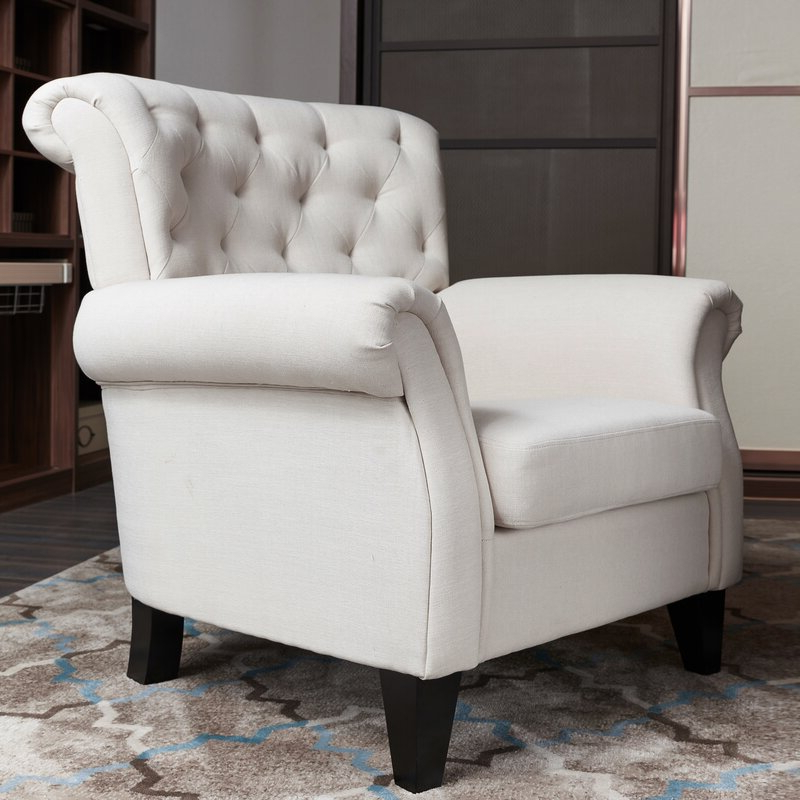 Mathis Wingback Chair Throughout Andover Wingback Chairs (View 15 of 20)