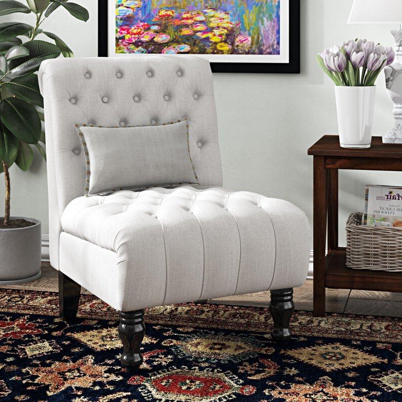 Mckellar Slipper Chair With Regard To Goodyear Slipper Chairs (View 7 of 20)