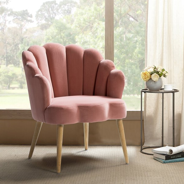 Medium Size Chair Intended For Nadene Armchairs (View 5 of 20)